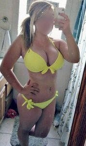 Barbie in Yellow Bikini